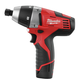 Factory Reconditioned Milwaukee 2455-82 M12 12V Cordless Lithium-Ion Drill Driver Kit