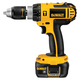 Factory Reconditioned Dewalt DCD775KLR 18V Lithium-Ion Compact 1/2 in. Cordless Hammer Drill Kit (1.1 Ah)
