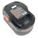 Ridgid 130252003 14.4V 1.25 Ah Ni-Cd Battery