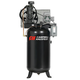 Campbell Hausfeld CE7051 5 HP Two-Stage 80 Gallon Oil-Lube 3 Phase Stationary Vertical Air Compressor