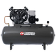 Campbell Hausfeld CE8000 10 HP Two-Stage 120 Gallon Oil-Lube 3 Phase Stationary Horizontal Air Compressor