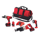 Factory Reconditioned Milwaukee 0928-83 M28 28V Cordless Lithium-Ion 3-Tool Combo Kit