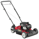 Yard Machines 12A-A03M700 140cc Gas 21 in. 2-in-1 Self-Propelled Lawn Mower