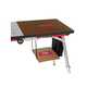 Skil 3100-07 Retractable Shelf and Tool Bag System