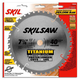 Skil 75940 7-1/4 in. 40-Tooth Titanium Finishing Blade