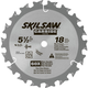 Skil 75518 5-1/2 in. 18-Tooth Carbide Blade for HD5510