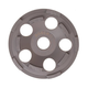 Bosch DC500 5 in. Double Row Diamond Cup Wheel