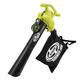 Sun Joe SBJ603E Blower Joe 13 Amp High Performance 3-in-1 Electric Blower/Vacuum/Mulcher