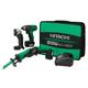 Hitachi KC10DBL 10.8V Cordless HXP Lithium-Ion 2-Tool Combo Kit (Open Box)
