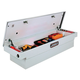 JOBOX PSC1456000 Steel Single Lid Deep Full-size Crossover Truck Box (White)