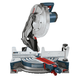 Factory Reconditioned Bosch CM12-RT 12 in. Single Bevel Compound Miter Saw