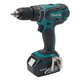 Factory Reconditioned Makita LXPH01-R 18V Cordless LXT Lithium-Ion 1/2 in. Hammer Driver Drill Kit