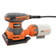 Factory Reconditioned Ridgid ZRR2501 2.4 Amp 1/4 in. Sheet Sander