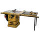 Powermatic 1792006K 5 HP 10 in. Three Phase Left Tilt Table Saw with 50 in. Accu-Fence, Rout-R-Lift and Riving Knife