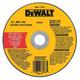 Dewalt DW8725-BNDL25 6 in. x 0.040 in. High Performance Grinding Wheels (25-Pack)