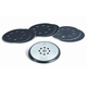 Fein 63806195020 MultiMaster 4-1/2 in. Sanding Pad with Paper for 250Q