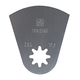 Fein 63903205015 MultiMaster Convex Segment Blade