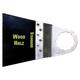 Fein 63502136012 2-9/16 in. E-Cut SuperCut Blade