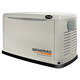 Generac 5885 Guardian Series Air-Cooled 17kW 120/240V Single Phase Steel Residential Generator (CARB)