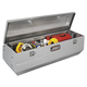 JOBOX JAH1426980 Aluminum Long-Bed Fullsize Chest - ClearCoat