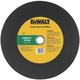 Dewalt DW8025-BNDL10 14 in. x 1/8 in. C24P Masonry Cutting Wheels (10-Pack)