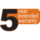 Generac EXTWRTYLCLG 5 Year Extended Warranty for Liquid-Cooled 70kW to 150kW Generators