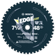 Bosch CB748ST 7-1/4 in. 48-Tooth Metal Cutting Circular Saw Blade