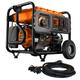 Generac 6673 7,000 Watt Portable Generator with Electric Start