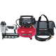 Factory Reconditioned Porter-Cable PC1PAKR Tradesman 2-1/2 in. Finish Nailer Compressor Combo Kit