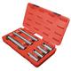 Sunex Tools 8845 7-Piece 3/8 in. Drive Master Spark Plug Socket Set