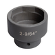 Sunex 10214 3/4 in. Drive 2-9/64 in. Ball Joint Impact Socket