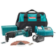 Makita LXMT025 18V Cordless LXT Lithium-Ion Oscillating Multi-Tool Kit