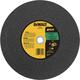 Dewalt DW8024-BNDL10 14 in. x 1/8 in. C24P Masonry Cutting Wheels (10-Pack)