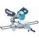 Makita LXSL01Z 18V Cordless LXT Lithium-Ion 7-1/2 in. Dual Slide Compound Miter Saw (Bare Tool)