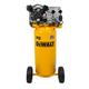 Dewalt DXCMLA1682066 1.6 HP 20 Gallon Single Stage Oil-Lube Vertical Portable Air Compressor