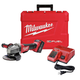 Factory Reconditioned Milwaukee 2781-81 M18 FUEL Cordless 4-1/2 in. - 5 in. Slide Switch Grinder with Lock-On and REDLITHIUM Battery