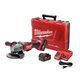 Factory Reconditioned Milwaukee 2780-82 M18 FUEL Cordless 4-1/2 in. - 5 in. Paddle Switch Grinder with 2 REDLITHIUM Batteries