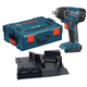 Factory Reconditioned Bosch 24618BL-RT 18V Cordless Lithium-Ion 1/2 in. Impact Wrench (Bare Tool) with L-BOXX-2 and Exact-Fit Insert