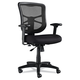 Alera EL42BME10B Elusion Series Mid-Back Mesh Office Chair (Black)