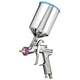 Iwata 5703 LPH400 LVB Gravity Fed Spray Gun, 1.3mm with 1000ml Aluminum Cup