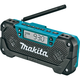 Makita RM02 12V max CXT Cordless Lithium-Ion Compact Job Site Radio (Bare Tool)