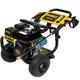 Dewalt 60603 3,200 PSI 2.8 GPM Gas Pressure Washer