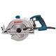 Factory Reconditioned Bosch 1677M-RT 7-1/4 in. Worm Drive Construction Saw with Rear Handle