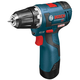 Factory Reconditioned Bosch PS32BN-RT 12V Max Cordless Lithium-Ion 3/8 in. Brushless Drill Driver (Bare Tool) with L-BOXX Insert Tray