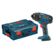 Factory Reconditioned Bosch 26618BL-RT 18V Cordless Lithium-Ion Impact Drill Driver (Bare Tool) with L-BOXX-2 and Exact-Fit Insert