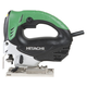 Hitachi CJ90VST 5.5 Amp Variable Speed D-Handle Jigsaw with Blower (Open Box)