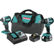 Makita XT269M 18V LXT BL Lithium-Ion Cordless 2-Piece Combo Kit (4.0 Ah)