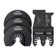 Rockwell RW9179K 5-Piece Sonicrafter Oscillating Accessory Kit