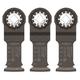 Bosch OSL114F-3 1-1/4 in. Starlock Bi-Metal Plunge Cut Blade (3-Pack)