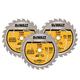 Dewalt DWAFV37243 7-1/4 in. Circular Saw Blade 3-Pack